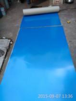 宽彩钢板围墙铁皮瓦单板屋顶瓦平板压型雨棚彩钢板100CM米1直销