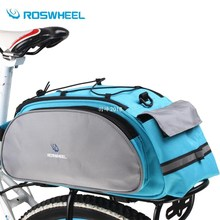 Roswheel Bicycle Bag Multifunction 13L Bike Tail Rear Bag Sa
