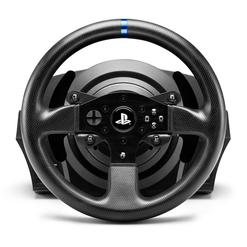 图马思特T300RS力反馈游戏方向盘电脑开车ps4赛车模拟驾驶支持PC版地平线4/欧洲卡车/尘埃/GT赛车/赛车计划等