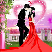 亮钻5D钻石画贴钻十字绣圆钻水晶钻石绣结婚卧室新款幸福新婚喜庆