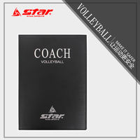 Authentic Star Star volleyball tactic board battle board magnetic wallet type portable coach demonstration command layout VA