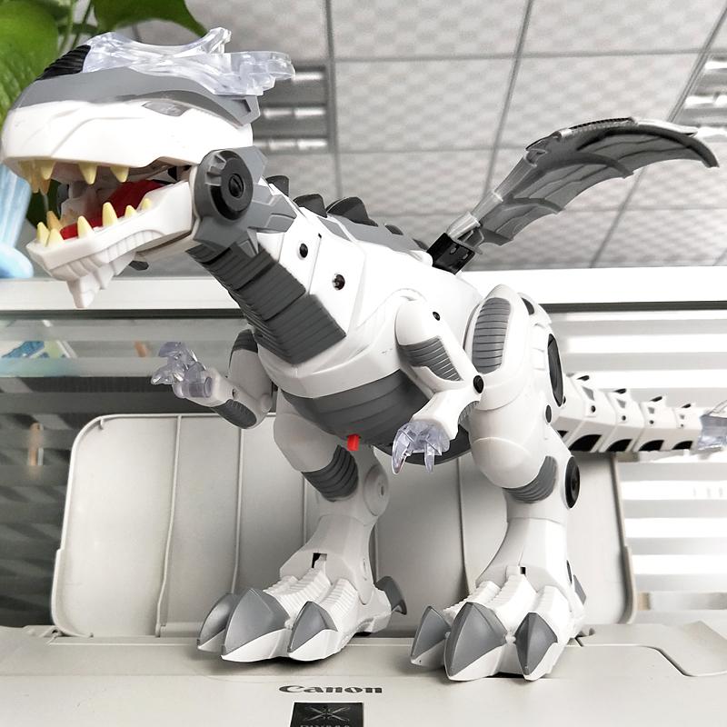 电动恐龙玩具