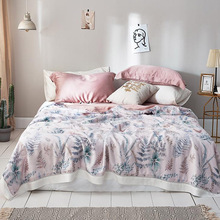 Roland Home Textile High-end Pure Tencel Air Conditioner with 80 Summer Quilts Washed by Machine with Authentic Thin Quilts