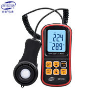 Wisdom digital illuminance meter High-precision illuminance meter photometer Lumen metering brightness meter with Bluetooth APP
