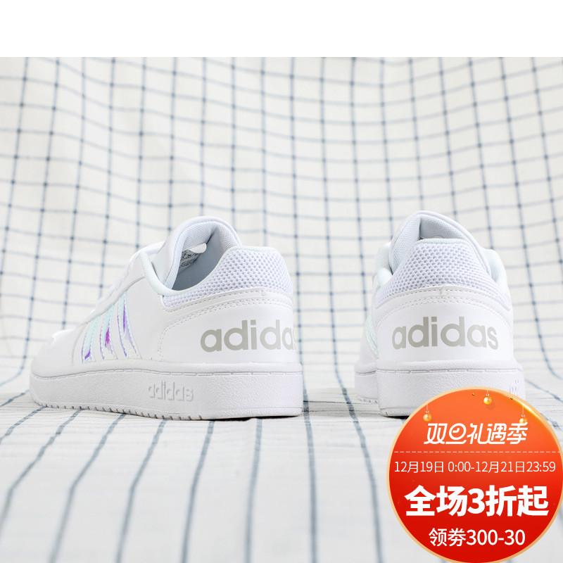 Adidas阿迪达斯女鞋 2019新款正品NEO运动休闲鞋低帮板鞋女小白鞋
