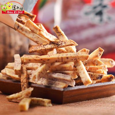逗子桂油炸荔浦芋头条80g口味任选 广西桂林特产咸味果干好吃零食