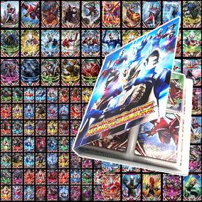 男卡牌玩具档案不奥特曼卡片罗融合布纸装组合欧布收藏册怪兽胶囊