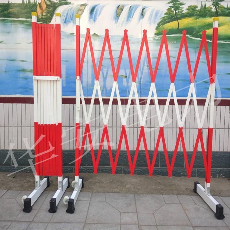 可移动式新款玻璃钢片式电力施工伸缩围栏安全绝缘隔离围栏防护栏