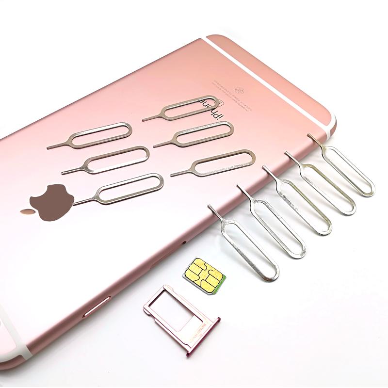 iPhone6 取卡针 手机通用取卡器开卡针魅族小米苹果5s 7包邮