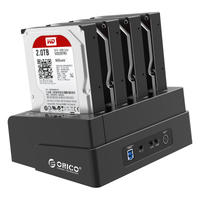 ORICO multi-disc USB3.0 hard drive duplicator hard drive one for four offline copy hard drive box