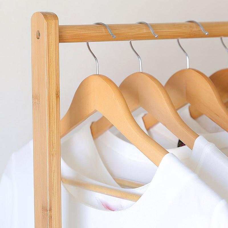 个性货架宿舍挂衣架衣服家用安装立体飘窗风衣落地生活移动晾衣