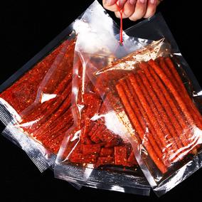 湖南特产麻辣味抖音零食豆干儿时女怀旧重庆网红同款小吃手工辣条