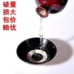 老式土陶碗饭碗怀旧家用古代瓷碗仿古摔碗道具海碗粗陶酒碗水浒碗