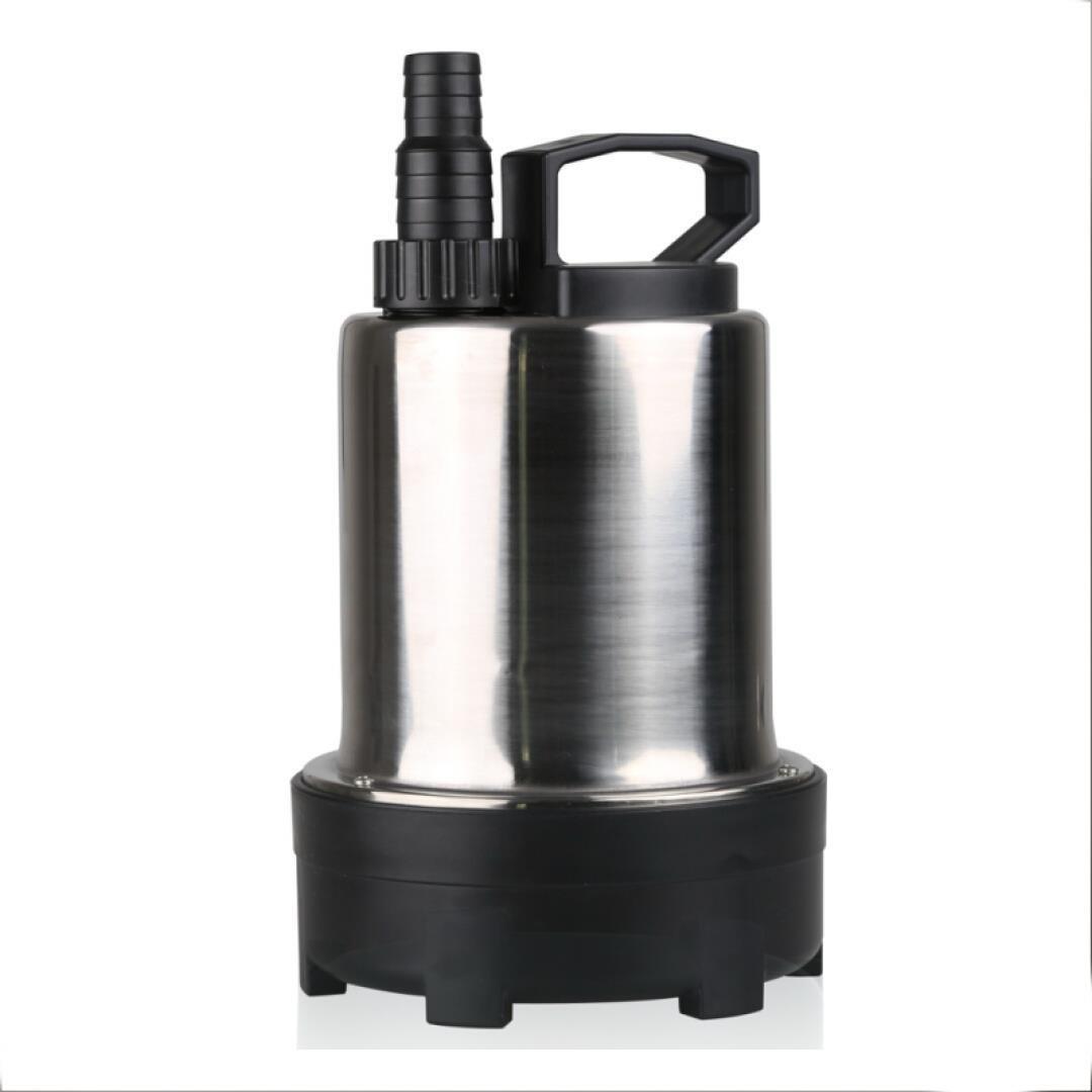 鱼缸水泵不锈钢潜水泵抽水泵HQS4000园艺泵鱼缸用品 HQS-400