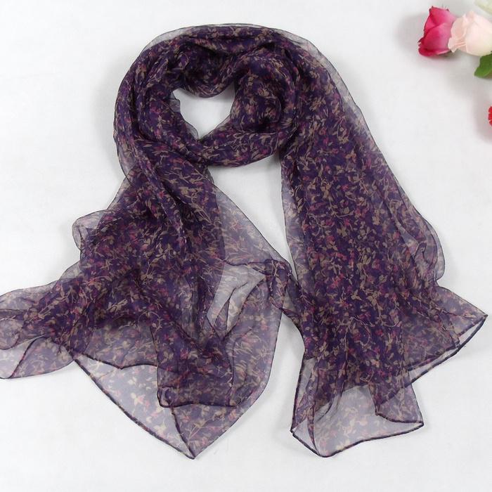 Женские шарфы из шелка Артикул 14388494591
