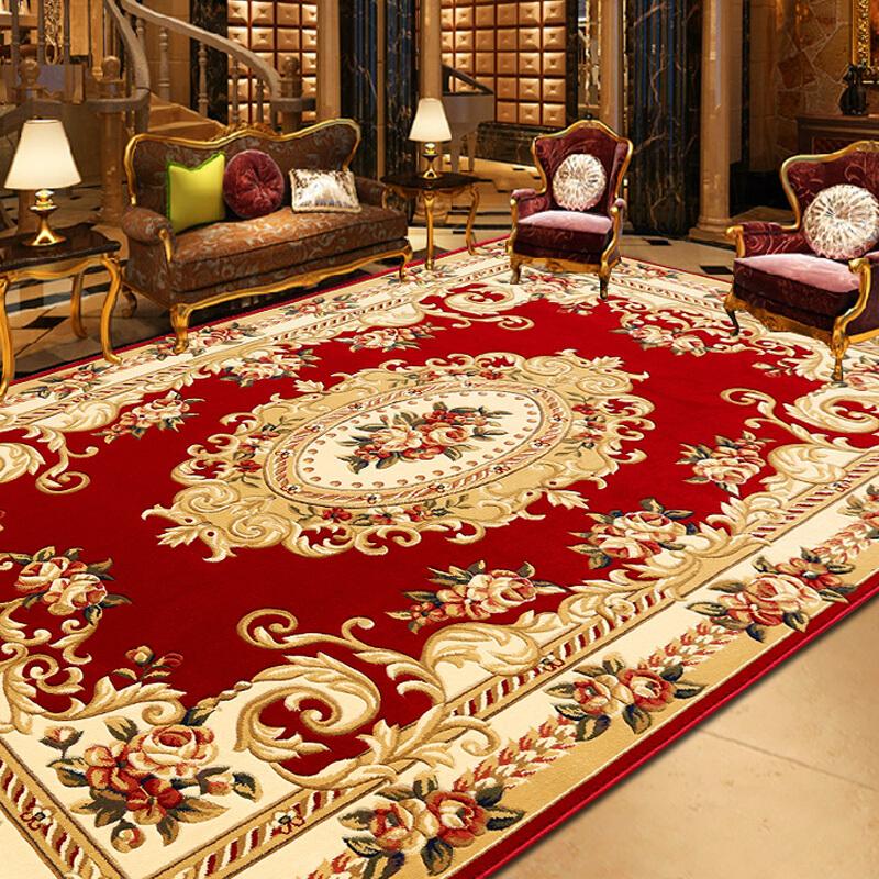 卧室手工地毯