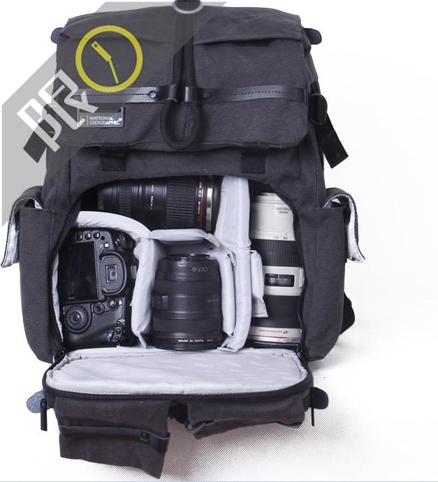 双肩限定5070摄影包单反相机包 电脑包书包数码相机包