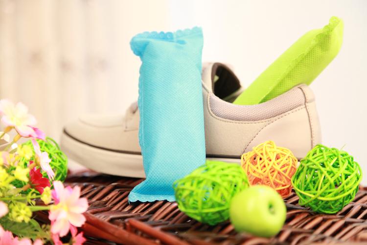除鞋臭竹炭包鞋子干燥剂除臭剂吸汗防霉除湿剂活性炭鞋塞去鞋异味