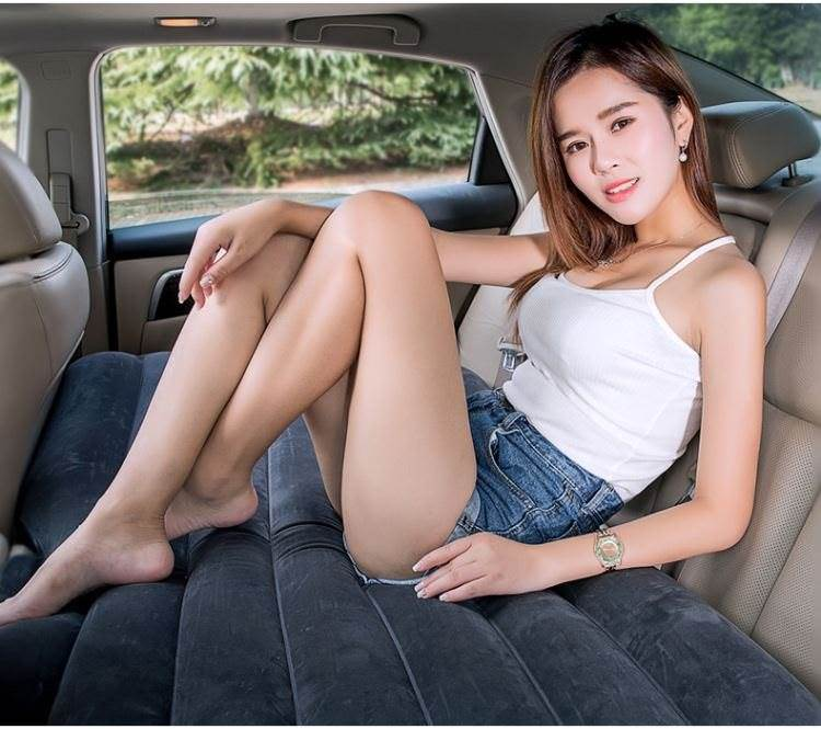 丰田考斯特 睡觉塞纳汽车后座气垫床车载充气床车内车震用品