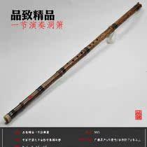 乐器金属箫萧孔洞箫8专业演奏级精制一节雅集清音品牌钛合金箫