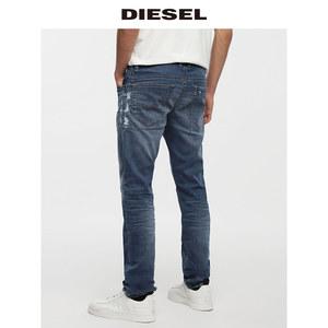 Diesel2018新款男裤 JOGG JEANS宽松时尚牛仔裤 00S8MK069BB