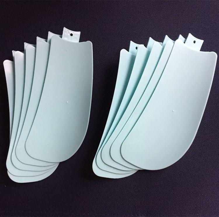 小吊扇叶片丝雨夹扇吊扇扇叶四叶嵌入式小风扇迷你五叶扇片 配件