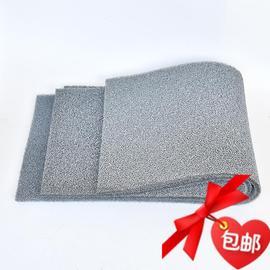 厂家直销uv光解二氧化钛催化过滤棉光触媒海绵工业环保设备光触媒图片