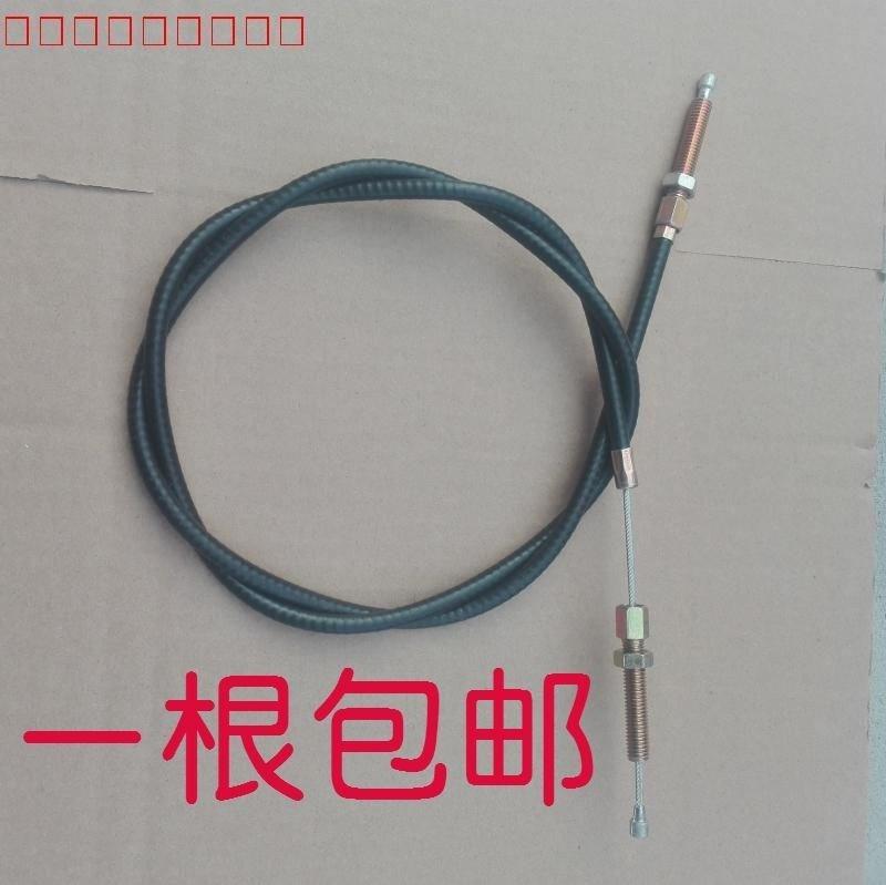 汽微耕机168F离合器拉线 柴机170F 178F 186f离合线钢丝