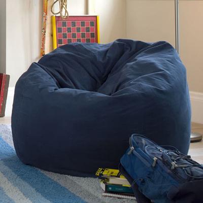 豆袋懒人沙发 单人可爱卧室时尚布艺沙发 个性小户型电脑椅可拆洗口碑如何