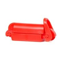 儿童汽车安全座椅安全带固定红夹子固定器 防滑器安全带调节配件