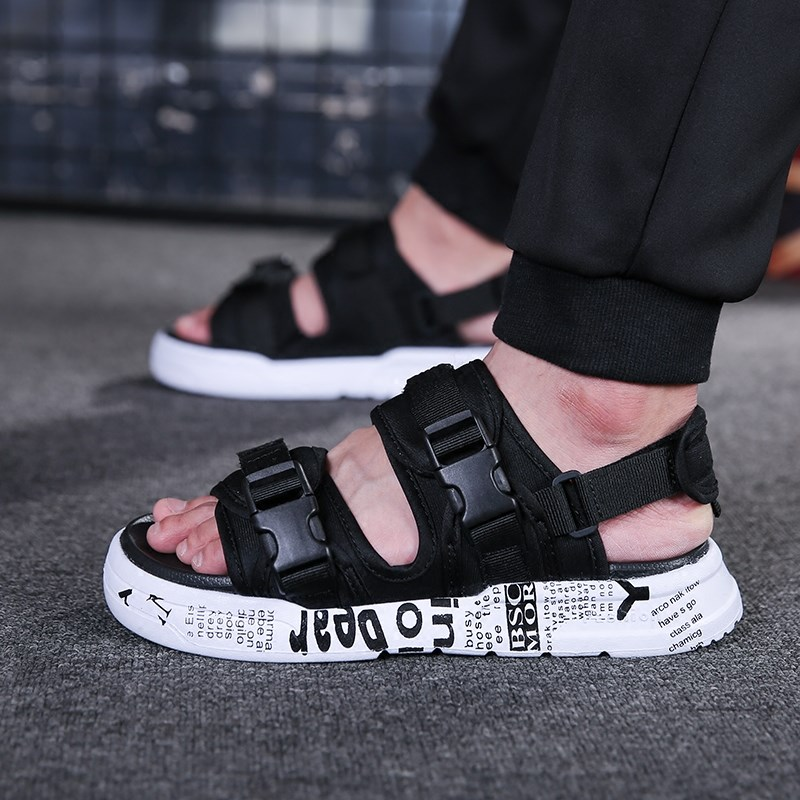男童凉鞋2018新款8儿童9越南人字拖鞋10一字拖12中大童沙滩鞋15岁