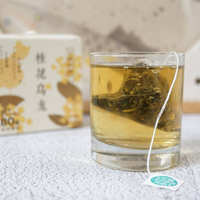 Iger is full _Osmanthus oolong 8 bags Anxi Tieguanyin triangle tea bag cold bubble oolong tea