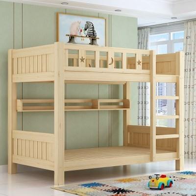 上下床双层下铺成人多功能省空间的儿童高低1.2米经济型1.5实木制