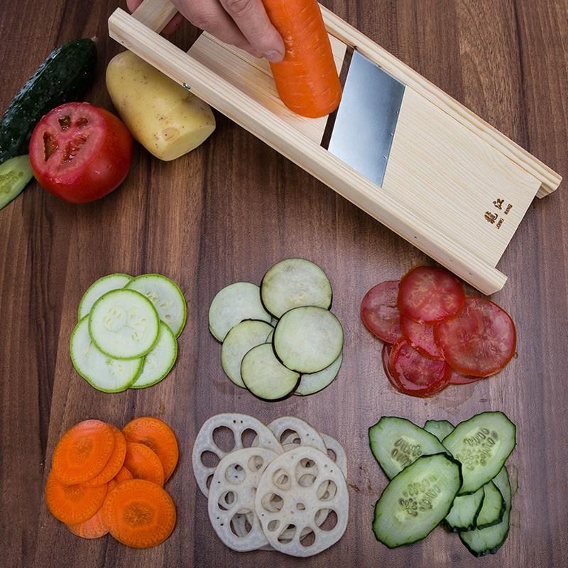 厨房切菜升级切菜土豆切片切丝切块地瓜器沙拉机擦片切