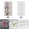 PVC折叠推拉门商铺门抖音移门隔断帘百叶伸缩隐形塑料门帘