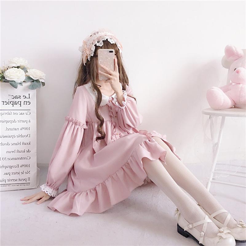 仙女学萝莉塔裙子星空洛丽塔洋装lolita正版全套原创白菜价黑暗系