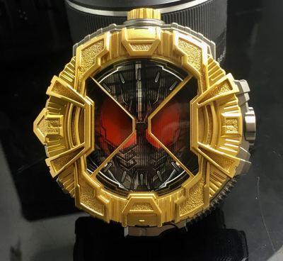 【代工重涂】假面骑士zi-o变身腰带表盘手表不含主体
