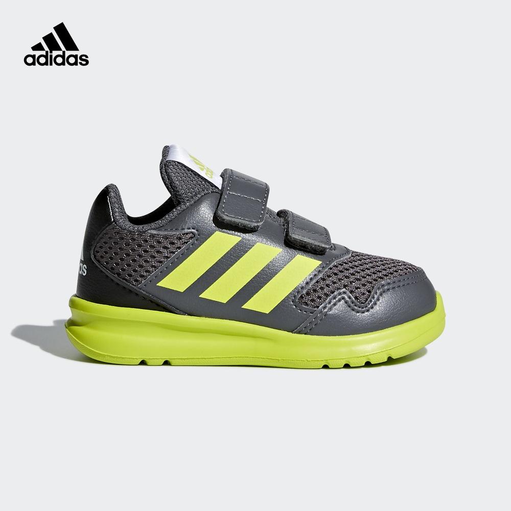 阿迪达斯官方 adidas AltaRun CF跑步 男婴童鞋CQ0025