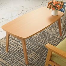 简约折叠椭圆长方形经济型小客厅户型矮低桌子榻榻米可收折的茶几