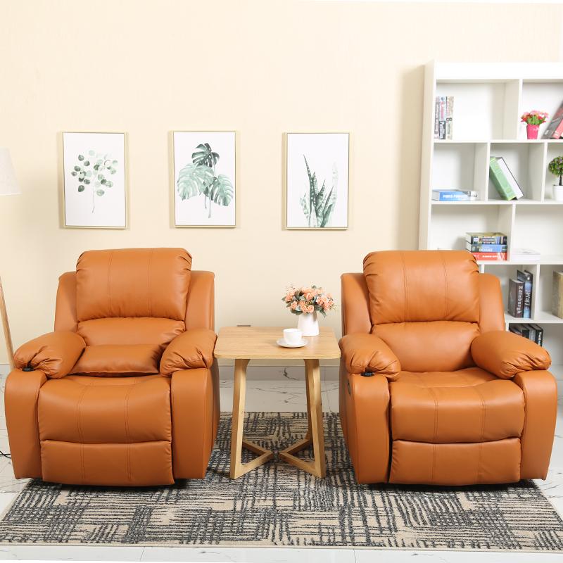 美甲美睫美足椅美脚电动沙发床多功能足浴躺椅头等舱座椅家庭影院