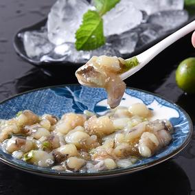 芥末章鱼1盒 洋琦2人份寿司料理 开封即食 沃鲜汇生鲜超市
