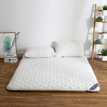 全棉防滑软床垫被学生宿舍加厚保暖1.8m床180x200榻榻米电炕褥子