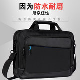 Original Dell DELL computer bag One shoulder 14 inch 15.6 inch portable Briefcase Business diagonal bag for men and women