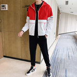 13 boy's jacket 14 spring and autumn 15 junior high school students 16 years old handsome Jacket Suit teenager sportswear