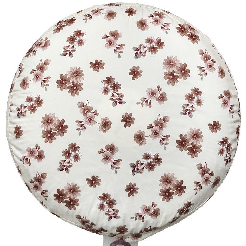 家用电风扇罩子防尘罩子全棉布艺落地扇包电机壁扇电扇罩全包16寸