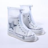 防雨鞋套男女士雨靴防水雨天防滑加厚耐磨鞋套底非一次性鞋套脚套
