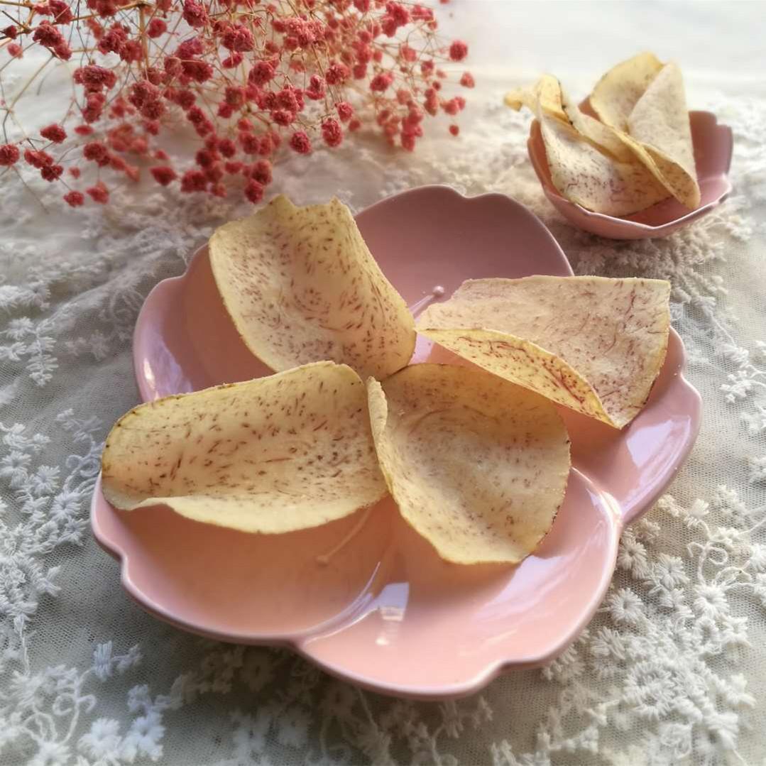 一方小店丨椒盐香芋脆片150g 咸味芋头酥薄脆片 咸香酥脆不硬