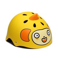 Xiaomi ecological chain 柒 small children's riding sports accessories protective helmet balance car protective gear cute fun helmet