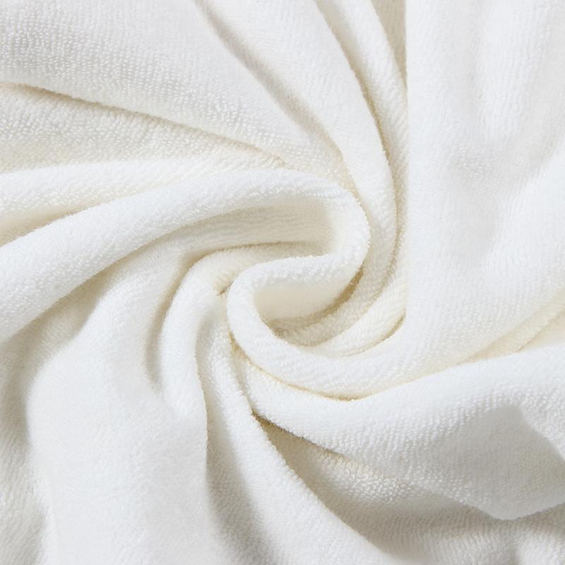 拉比儿童浴袍加厚 女孩男孩宝宝洗澡浴衣毛巾料吸水纯棉婴儿睡袍