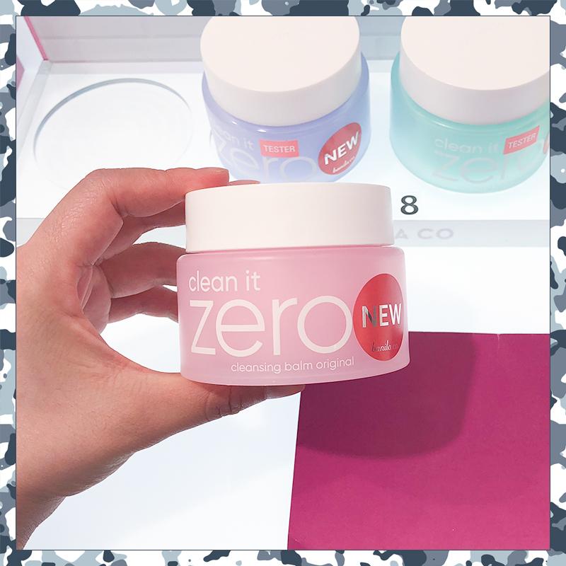 韩国专柜芭妮兰卸妆膏100ml 新款温和深层清洁无油正品2018新